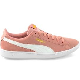 -de-rosa Sapatos Puma Vikky Pêssego Bege-Puma Branco W 362624 25