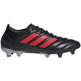 Chuteiras de futebol adidas Copa 19.1 Fg M F35518 preto preto