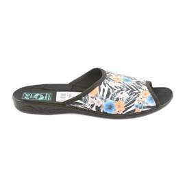 Sapatos zebra das mulheres Adanex 23877