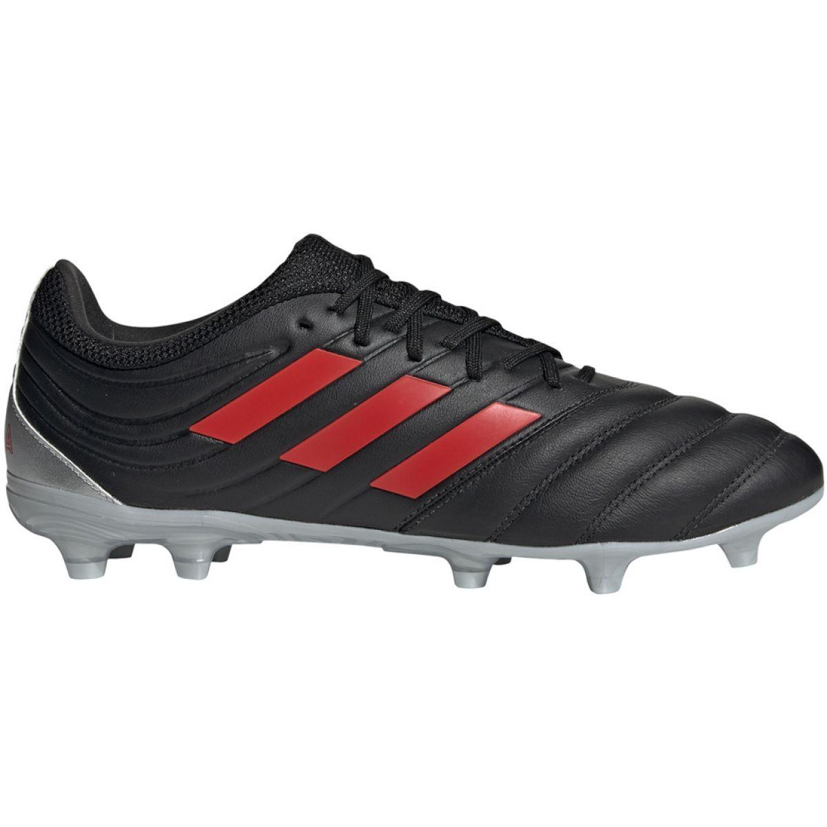 Chuteiras de futebol adidas Copa 19.3 Fg M F35494 preto preto