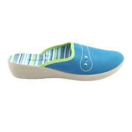 Sapatos femininos Befado pu 552D008