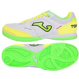 Sapatos de interior Joma Top Flex 920 Em TOPW.920.IN branco, verde, amarelo branco