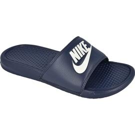 Chinelos Nike Benassi Jdi Impressão M 631261 024 ButyModne.pl