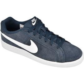 Sapatilhas Nike Sportswear Court Royale Suede M 819802-410