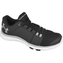 Preto Under Armour Strive Sapatos de treino 7 M. 1295778-001