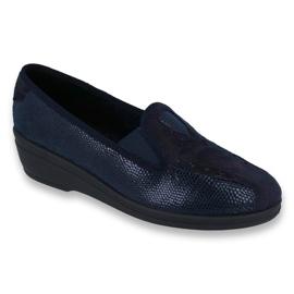 Marinha Sapatos femininos Befado pu 035D001