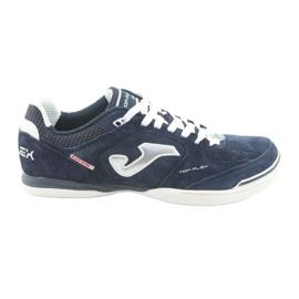 Sapatos Joma Top Flex Nobuck 803 TOPNS.803.IN marinha