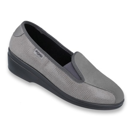 Cinza Sapatos femininos Befado pu 034D003