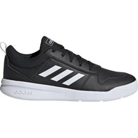 Preto Sapatilhas Adidas Tensaur K Jr. EF1084
