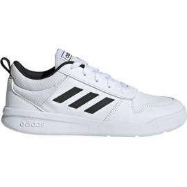 Branco Sapatilhas Adidas Tensaur K Jr. EF1085
