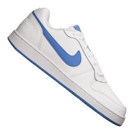 Branco Sapatos Nike Ebernon Low M AQ1775-102