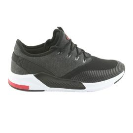 Calçado desportivo para homem DK 18470 preto / cinzento