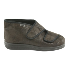 Marrom Sapatos femininos Befado pu 986D007