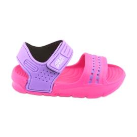 Aqua-Speed Sandálias Aqua-velocidade Noli rosa roxo col.39