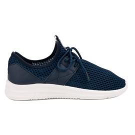 Lovery azul Calçado Desportivo Arejado