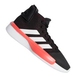 Sapatilhas de basquete adidas Pro Adversary 2019 M BB9192 preto preto