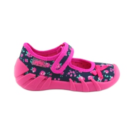 Chinelos para raparigas Befado 109p181 pink