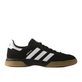 Sapatos de handebol Adidas Handebol Spezial M M18209 preto preto