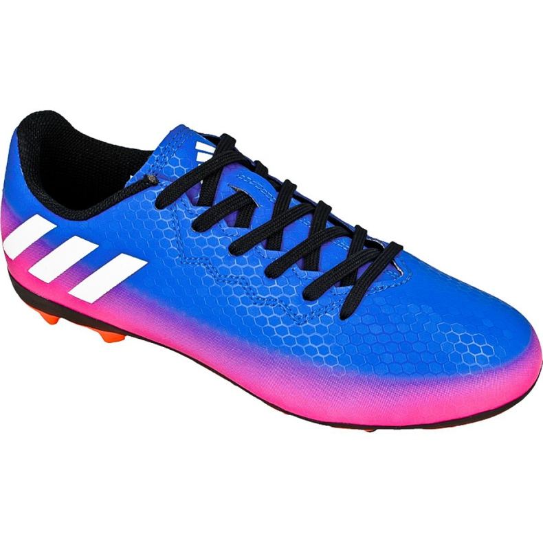 Sapatilhas Adidas Messi 16.4 FxG Jr BB1033 azul azul