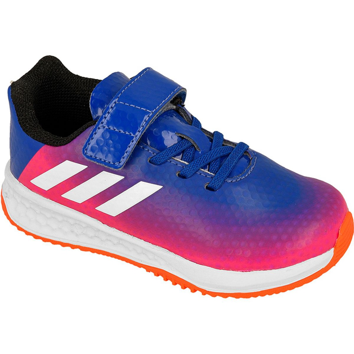 Sapatilhas Adidas Rapida Turf Messi Kids BB0235 azul