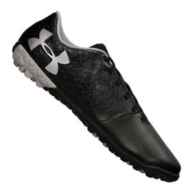 Botas de futebol Under Armour Magnetico Select Tf M 3000116-001 preto preto