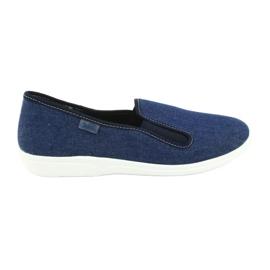 Azul Befado calçado de juventude pvc 401Q018