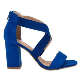 Azul Chinelo Sandka VINCEZA