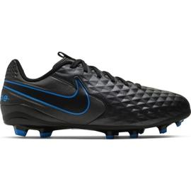 Sapatos de futebol Nike Tiempo Legend 8 Academia FG / MG Jr AT5732 004