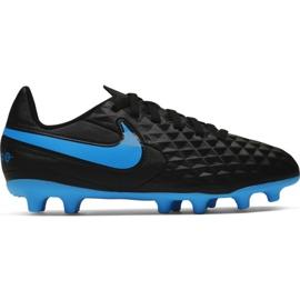 Sapatos de futebol Nike Tiempo Legend 8 Clube FG / MG Jr. AT5881-004