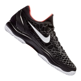 Sapatilhas de Tênis Nike Air Zoom Cage 3 M 918193-026 preto