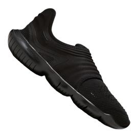 Preto Tênis de corrida Nike Free Rn Flyknit 3,0 M AQ5707-006
