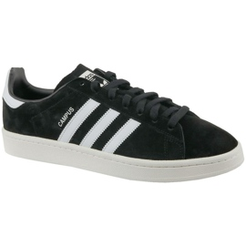 Sapatos Adidas Originals Campus M BZ0084 preto