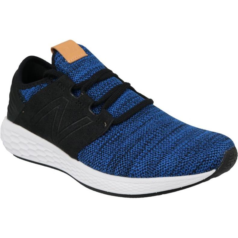 Sapatilhas de running New Balance Fresh Espuma Cruz v2 M MCRUZKR2 blue azul