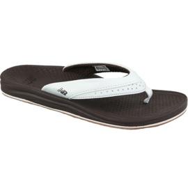 Branco Flip-flops New Balance W W6086BRWT