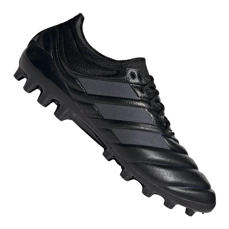 Chuteiras de futebol Adidas Copa 19.1 Ag M EF9009 preto preto