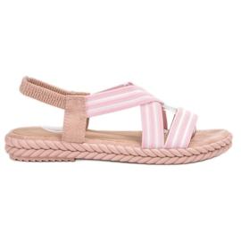 Seastar Sandálias Femininas Confortáveis -de-rosa