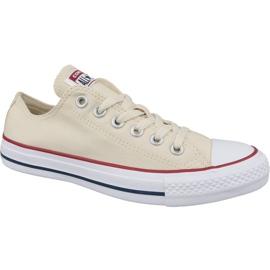 Marrom Sapatos Converse Chuck Taylor All Star Bo 159485C bege