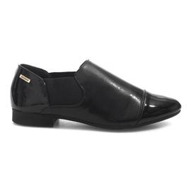 Sapatos Clássicos Slip-On TL1165-1 Preto