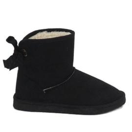 Eskimo preto aquecido 99-2