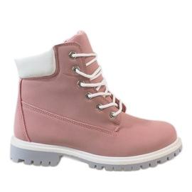-de-rosa Calça rosa 851