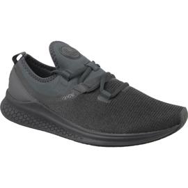 Preto Sapatos New Balance Espuma Fresca Lazer Heathered M Mlazreb