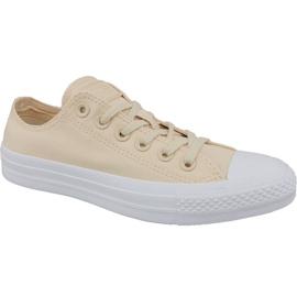 Marrom Sapatos Converse Ctas Ox W 163306C