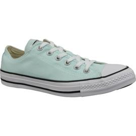 Azul Sapatos Converse C. Taylor All Star Boi Teal Tint Em 163357C