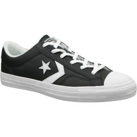 Preto Sapatos Converse Star Player Boi 159780C