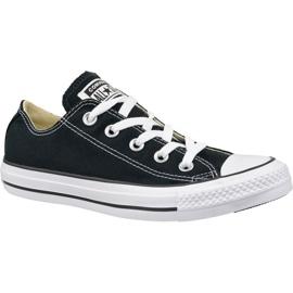 Sapatos Converse C. Taylor All Star Boi Preto M9166C