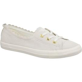 Marrom Sapatos Converse Chuck Taylor All Star Ballet 563482C