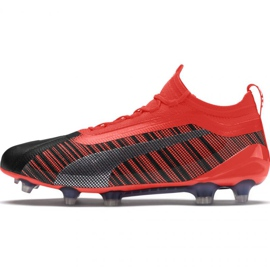 Chuteiras de futebol Puma One 5.1 Fg Ag M 105578 01