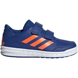 Azul Sapatos adidas Altasport Cf K laranja-marinha Jr G27086