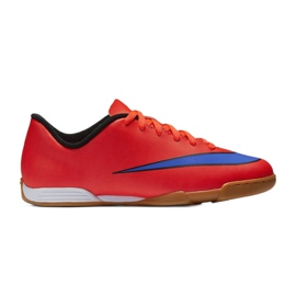 Sapatos de futebol Nike Vortex Mercurial Ii Ic Jr 651643-650