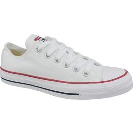 Branco Sapatos Converse Chuck Taylor All Star M7652C